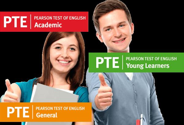 ساختار آزمون PTE ، آکادمیک و جنرال