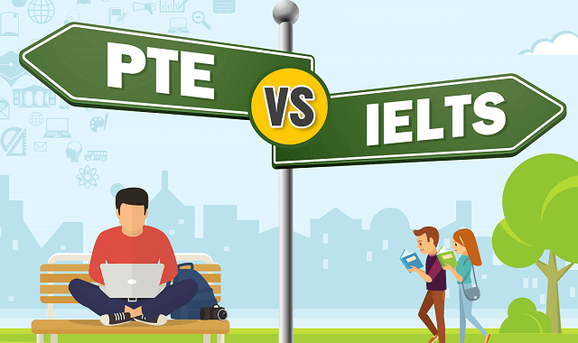 تفاوت آیلتس و PTE