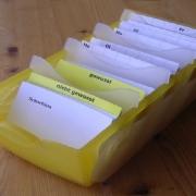 ساخت جعبه لایتنر برای یادگیری زبان