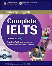 Complete IELTS. Bands 5-6.5