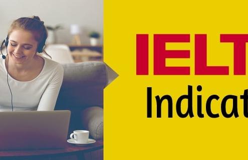 آزمون IELTS Indicator