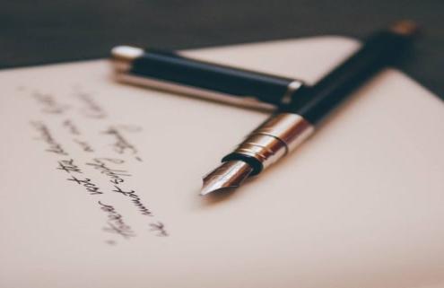 نمونه نامه انگلیسی