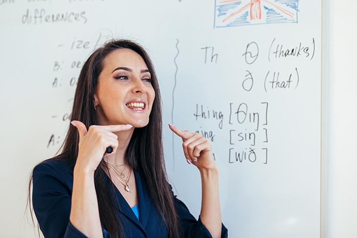 تلفظ لغات انگلیسی